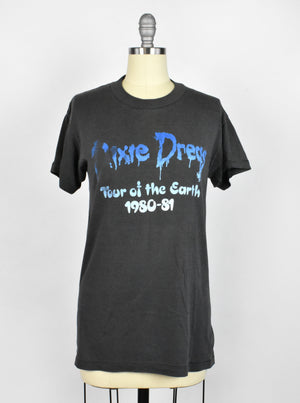 1980-81 Dixie Dregs T-Shirt - Tour of the Earth