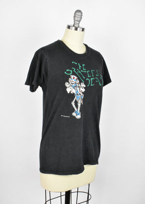 Authentic 1977 Grateful Dead T-Shirt / Uncle Sam - From the Mars Hotel