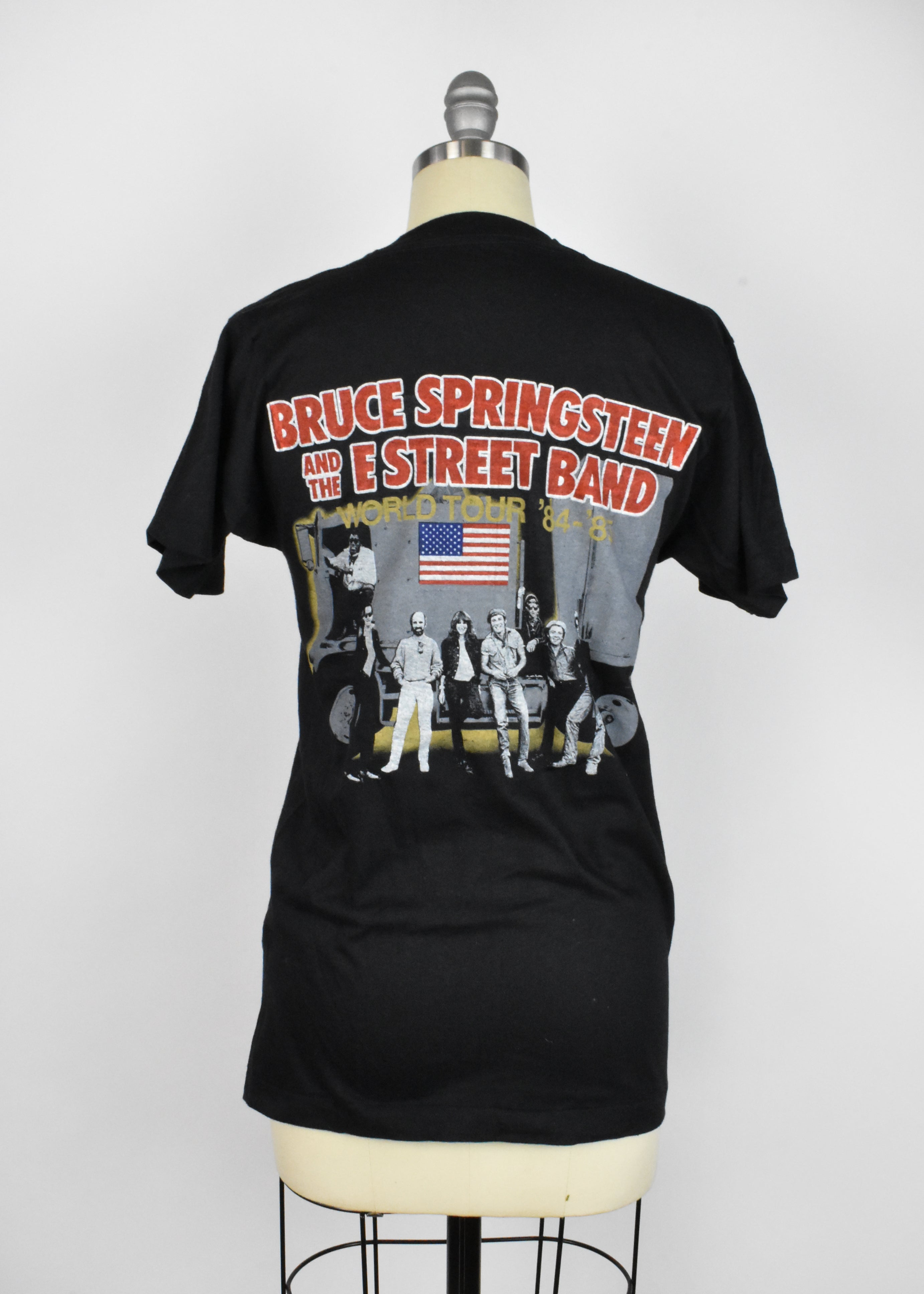 Bruce Springsteen and The E Street Band 1984 Tour T-Shirt