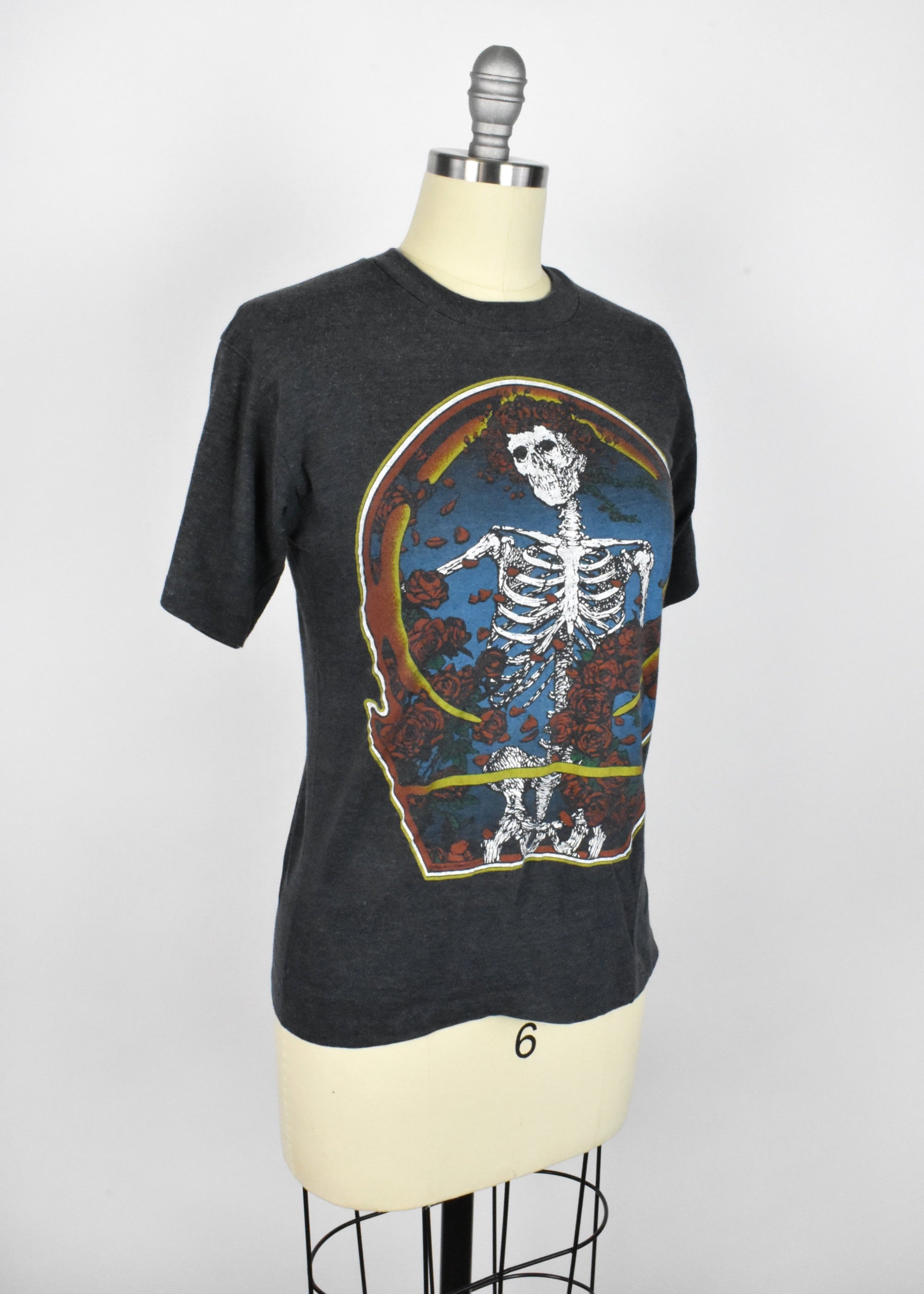 1980 Grateful Dead Tour T-Shirt