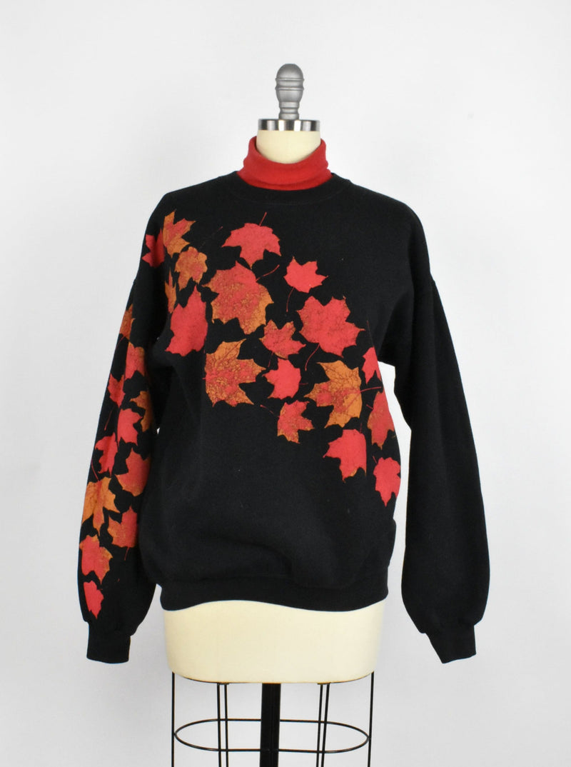 Vintage 1990's Autumn Leaf Sweatshirt
