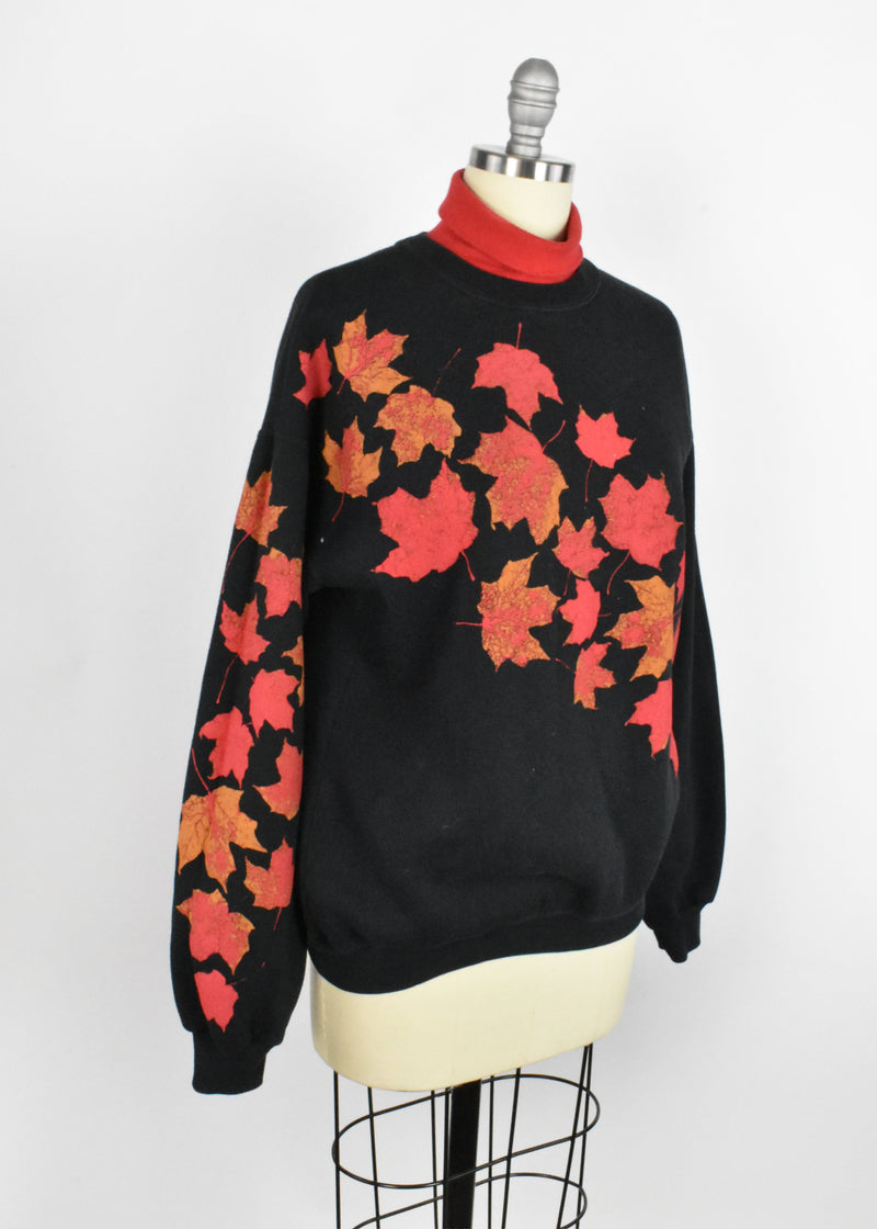1990's Autumn Leaf Sweatshirt