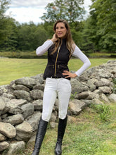 Load image into Gallery viewer, Arista Equestrian Little Black Vest
