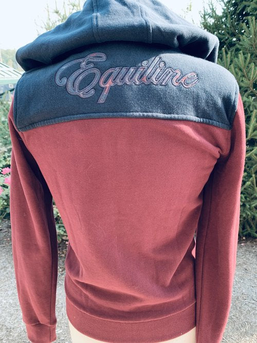 Equiline Colover Zip Sweatshirt