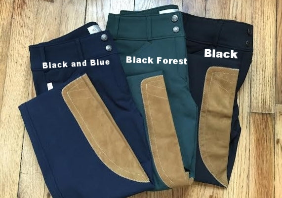Black and Blue (Navy),Black,Black Forest
