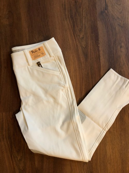 Tailored Sportsman White Trophy Hunter Breeches