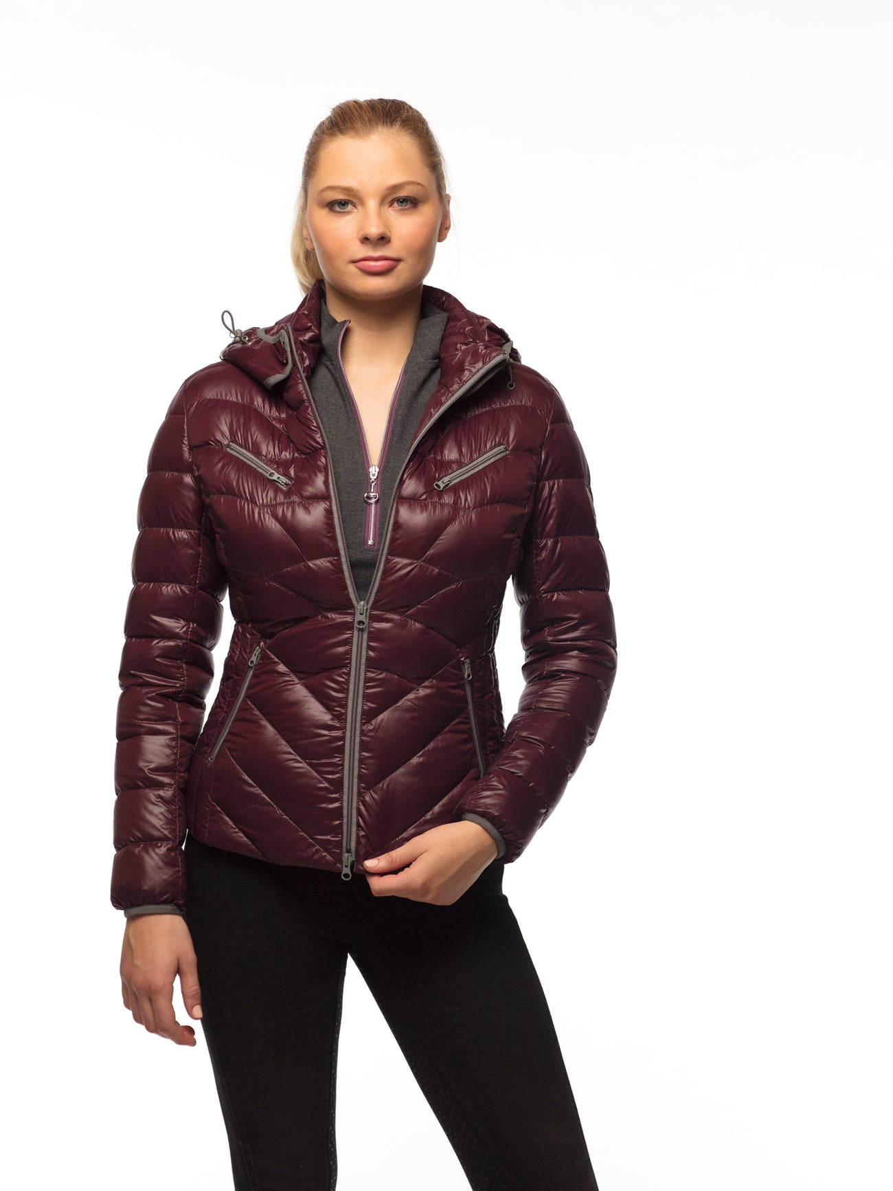 Goode Rider Power Down Jacket