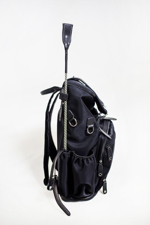 Maelort Ring Backpack in Black