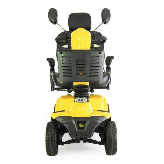 RAM HD 4 Wheel Scooter – 35AH - Lifeline Corporation