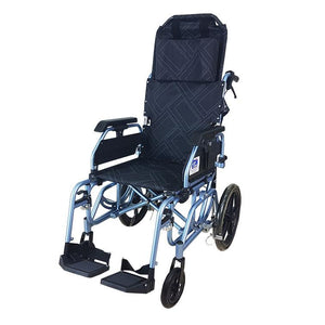 18 Aluminium Tilt in Space Push Chair