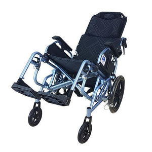 Aluminium Light Weight Tilt in Space Push Chair - Lifeline Corporation