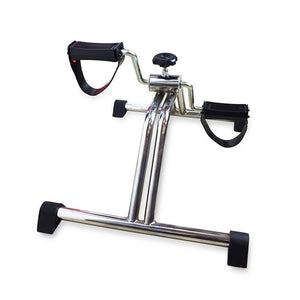 Portable Pedal Exerciser with 2 Bar - Lifeline Corporation