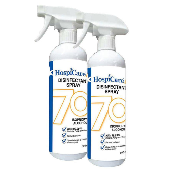 HospiCare 70% IPA Disinfectant Spray