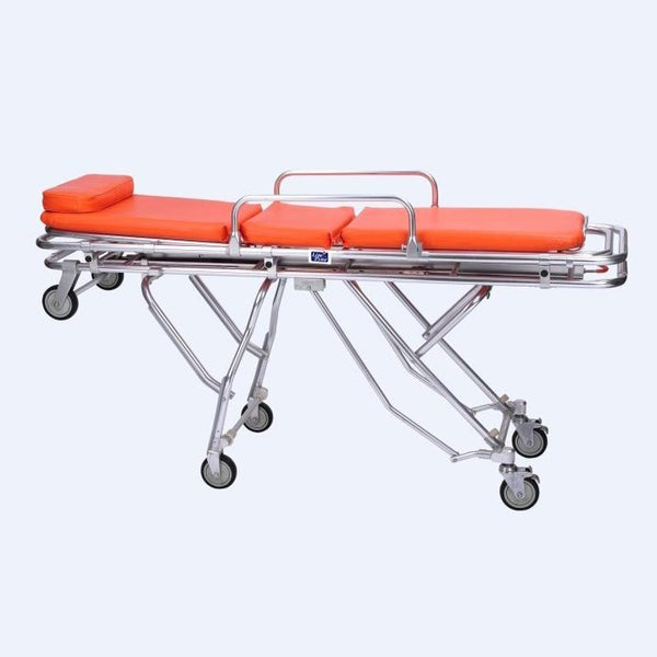A7 Multi-Level Ambulance Stretcher - Lifeline Corporation