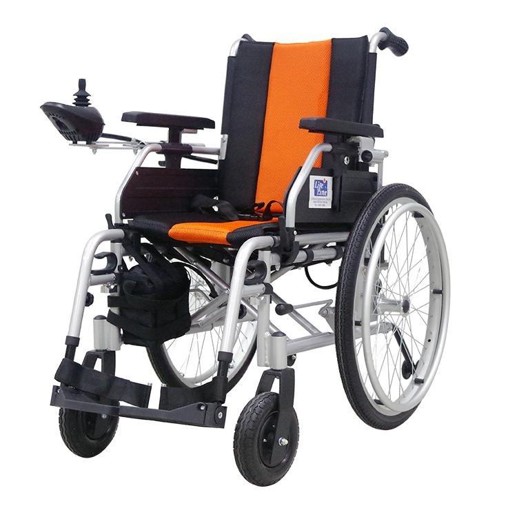 CHAMP Motorised Wheelchair 23AH - Lifeline Corporation