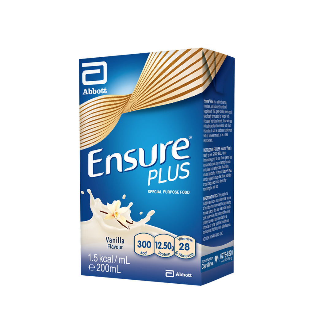 Ensure Plus 200ml - Lifeline Corporation