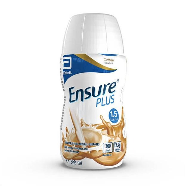 Ensure Plus 200ml Bottle - Lifeline Corporation