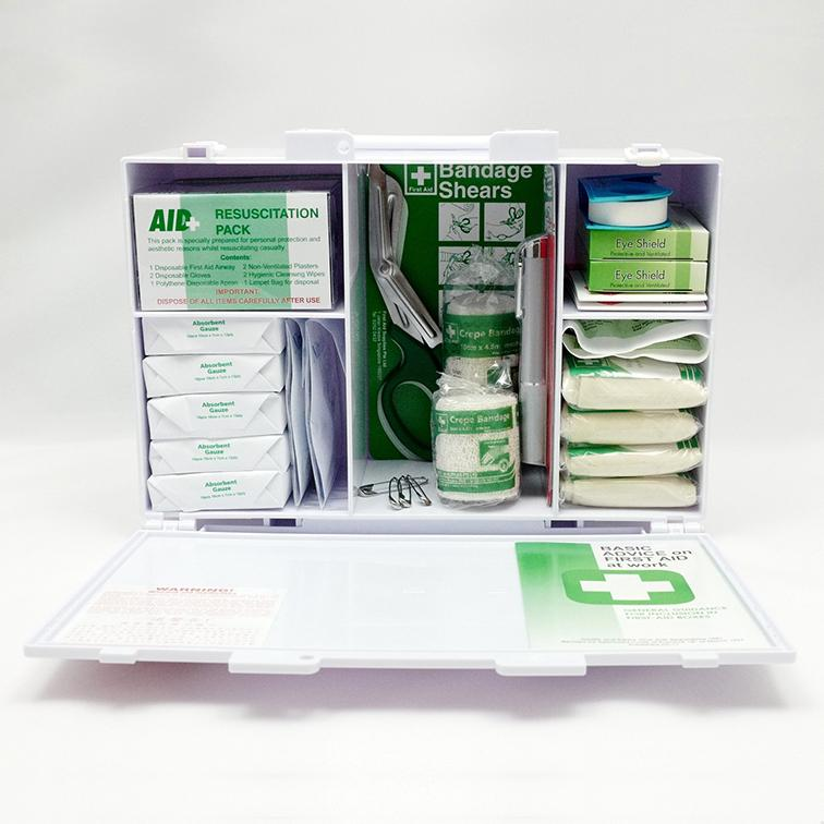 First Aid Outfit Box A, up to 25 pax - Lifeline Corporation