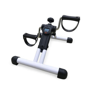Foldable Pedal Exerciser with Counter - Lifeline Corporation