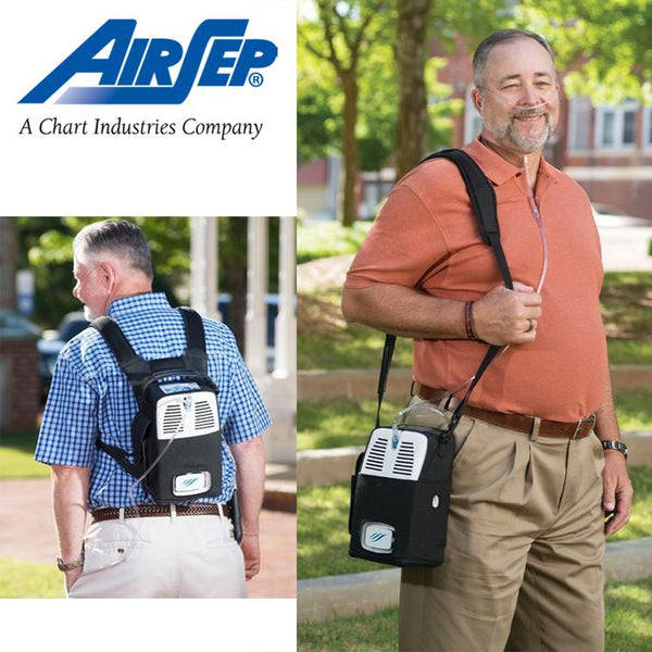 Portable Oxygen Concentrator, Freestyle 5 - Lifeline Corporation