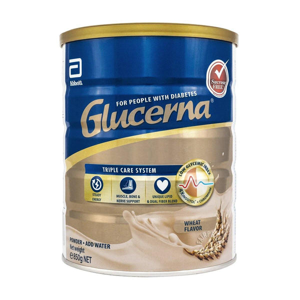 Glucerna Triple Care Powder 850g