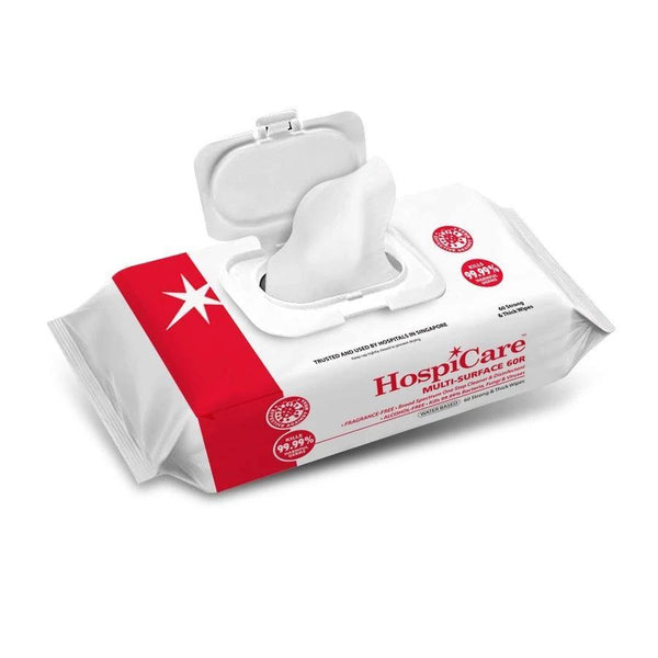 HospiCare™ 60R Multi-Surface Wipes
