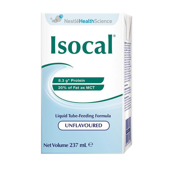 Isocal Liquid 237ml - Lifeline Corporation