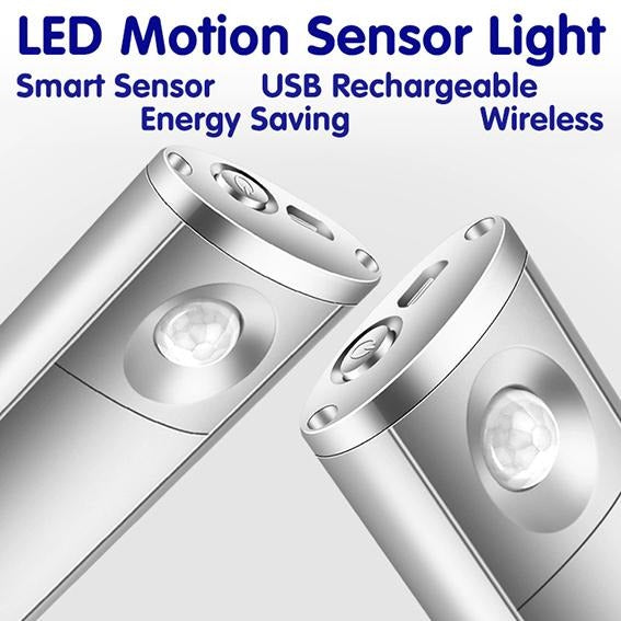 LED Motion Sensor Light - Lifeline Corporation