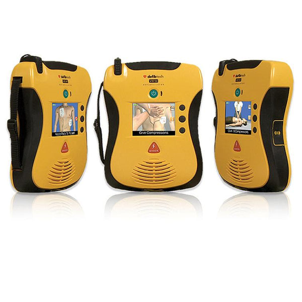 Defibtech Lifeline VIEW AED (USA) - Lifeline Corporation
