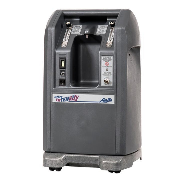 Oxygen Concentrator, Intensity Dual Flow (10LPM 20PSI) - Lifeline Corporation