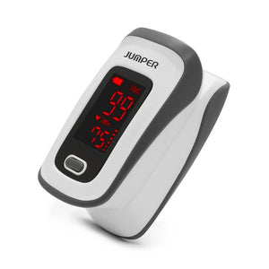 Fingertip Pulse Oximeter - Jumper JPD-500E - Lifeline Corporation