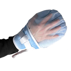 Skil Care Padded Mitten with Finger Separator (pair) - Lifeline Corporation
