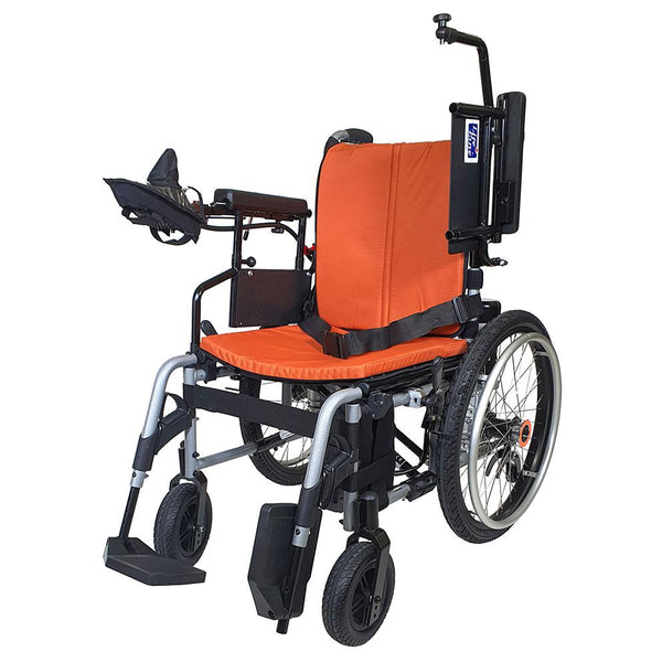 ROCKET Motorised Wheelchair 17AH - Lifeline Corporation