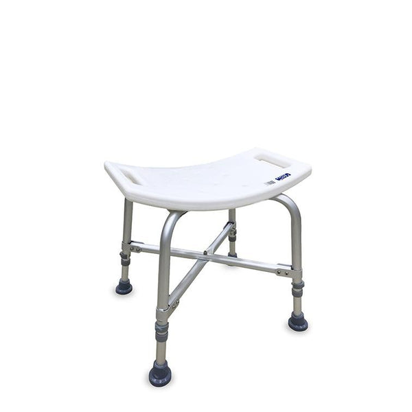Height Adjustable Shower Bench - Lifeline Corporation
