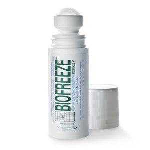 Biofreeze Pain Relief - Roll On, 3oz - Lifeline Corporation