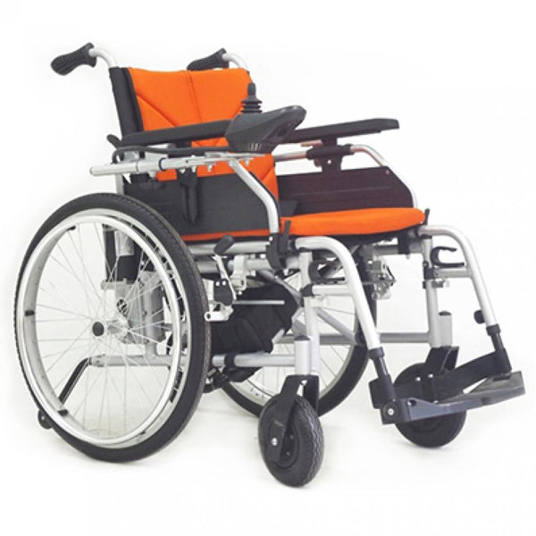 CHAMP Motorised Wheelchair 17AH - Lifeline Corporation