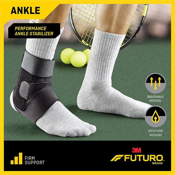 Futuro Ankle Performance Stabilizer Adjustable - Lifeline Corporation