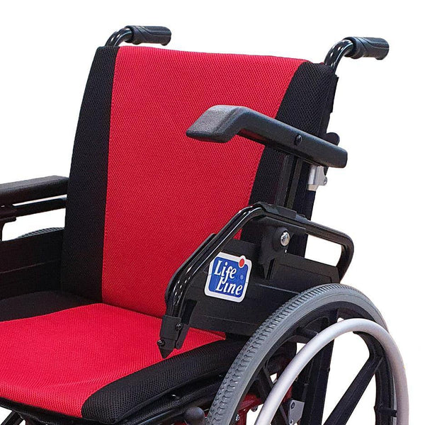 Light Weight Wheelchair QR Mag Wheels