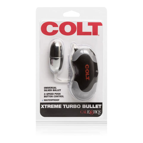 Image of Colt Xtreme Turbo Bullet - BULLET VIBRATORS