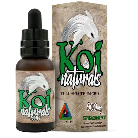 Koi Naturals - Peppermint - 500mg - MADE IN USA