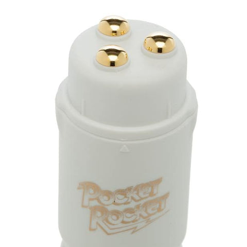 Image of Original 4 Pocket Rocket - Ivory - VIBRATORS