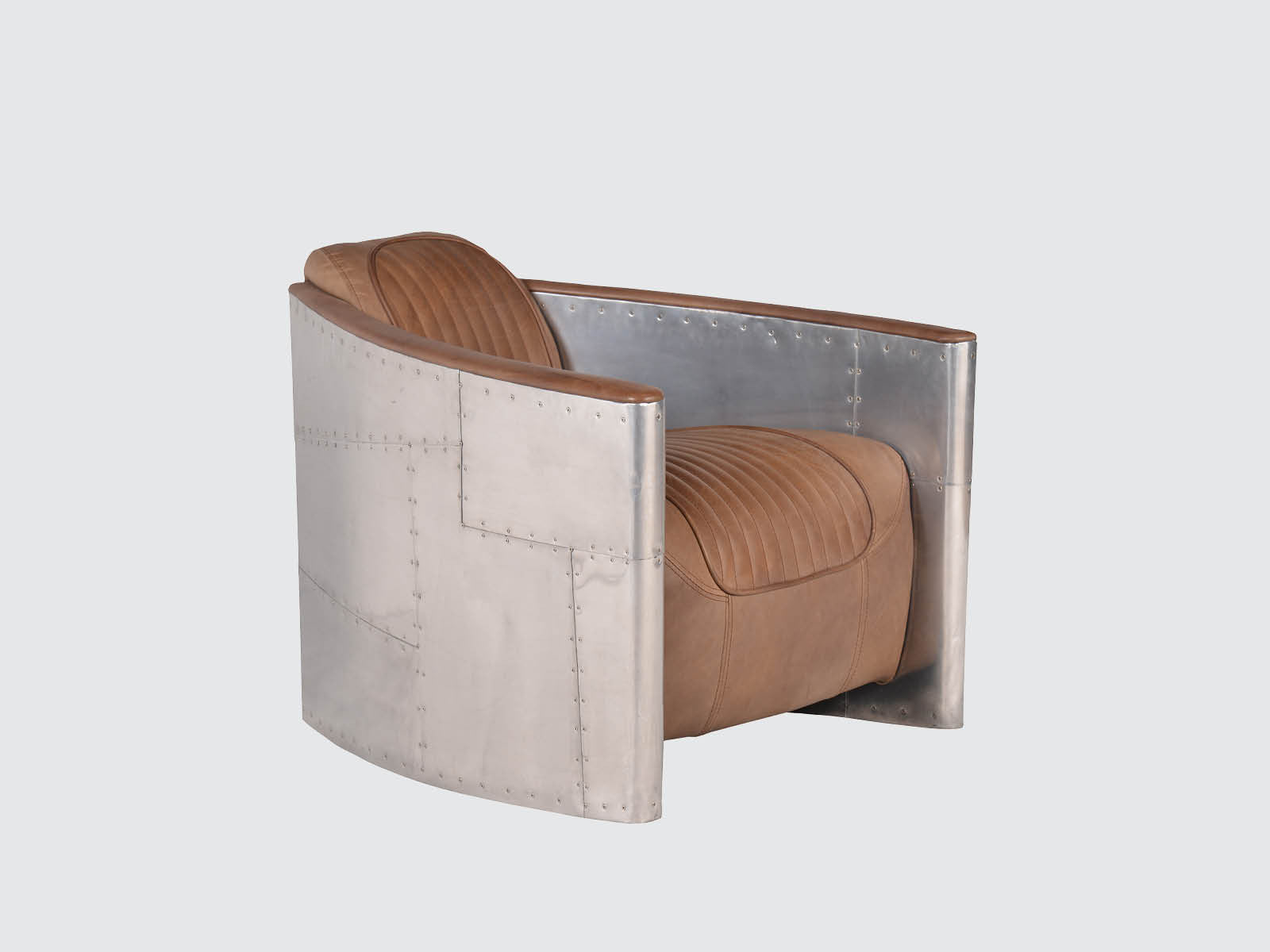 Aviator Tomcat Chair by Timothy Oulton Dawson And Co