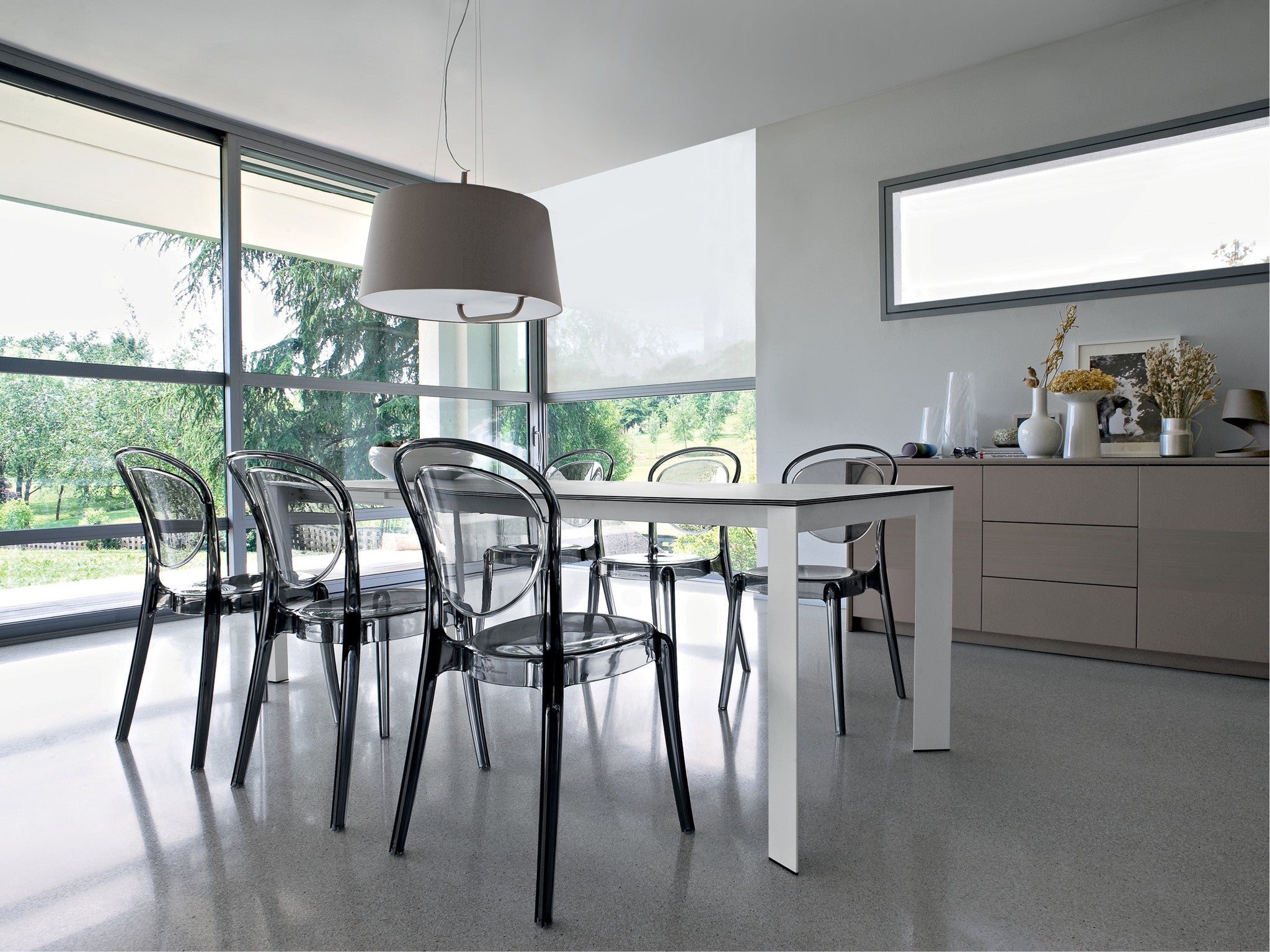 baron table by calligaris dawson and co auckland