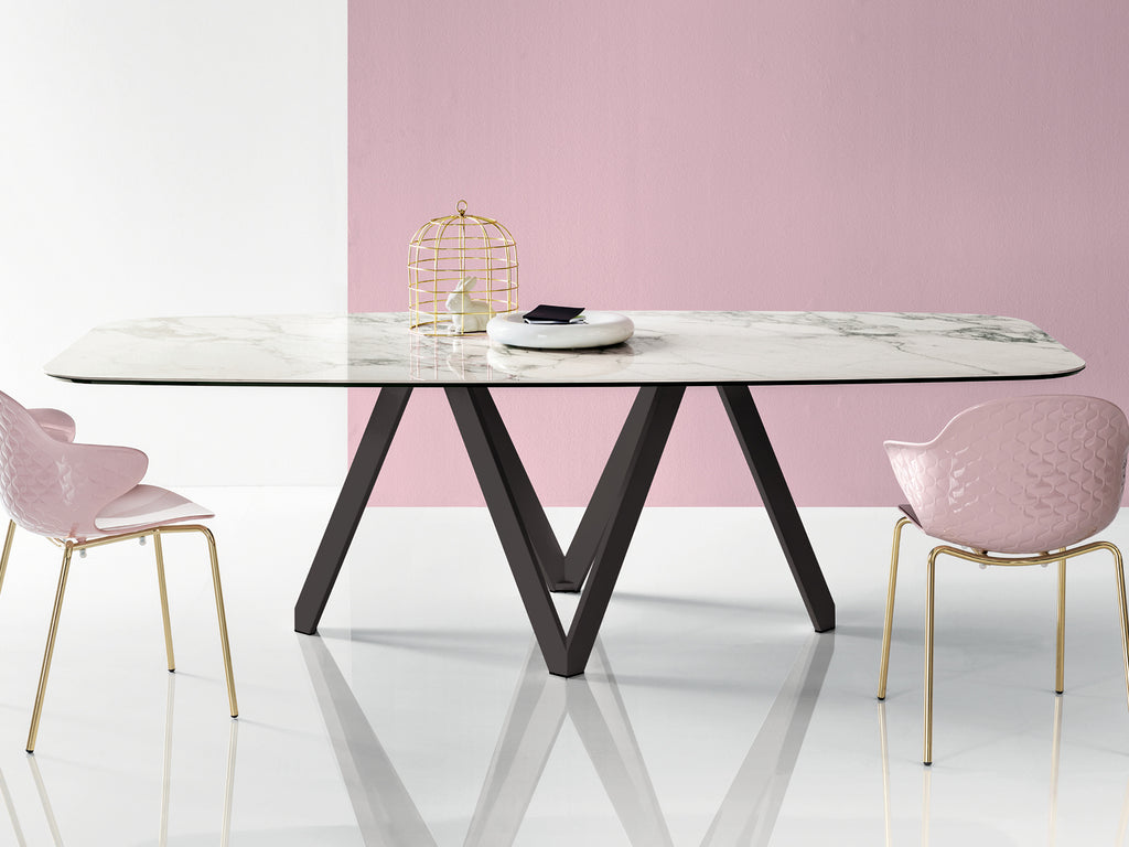 Cartesio Table By Calligaris Dawson And Co Auckland