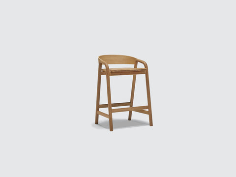Inlay Counter Stool