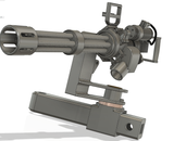 "UH60 M134 ""Minigun"" Assembly - Digital Download"