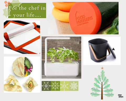 Sustainable gifts for a chef