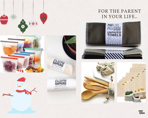 Sustainable gift guide for parent