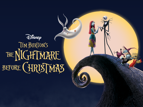 The Nightmare Before Christmas: movies to watch with your dog