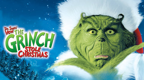 How the Grinch Stole Christmas: movie to watch with your dog